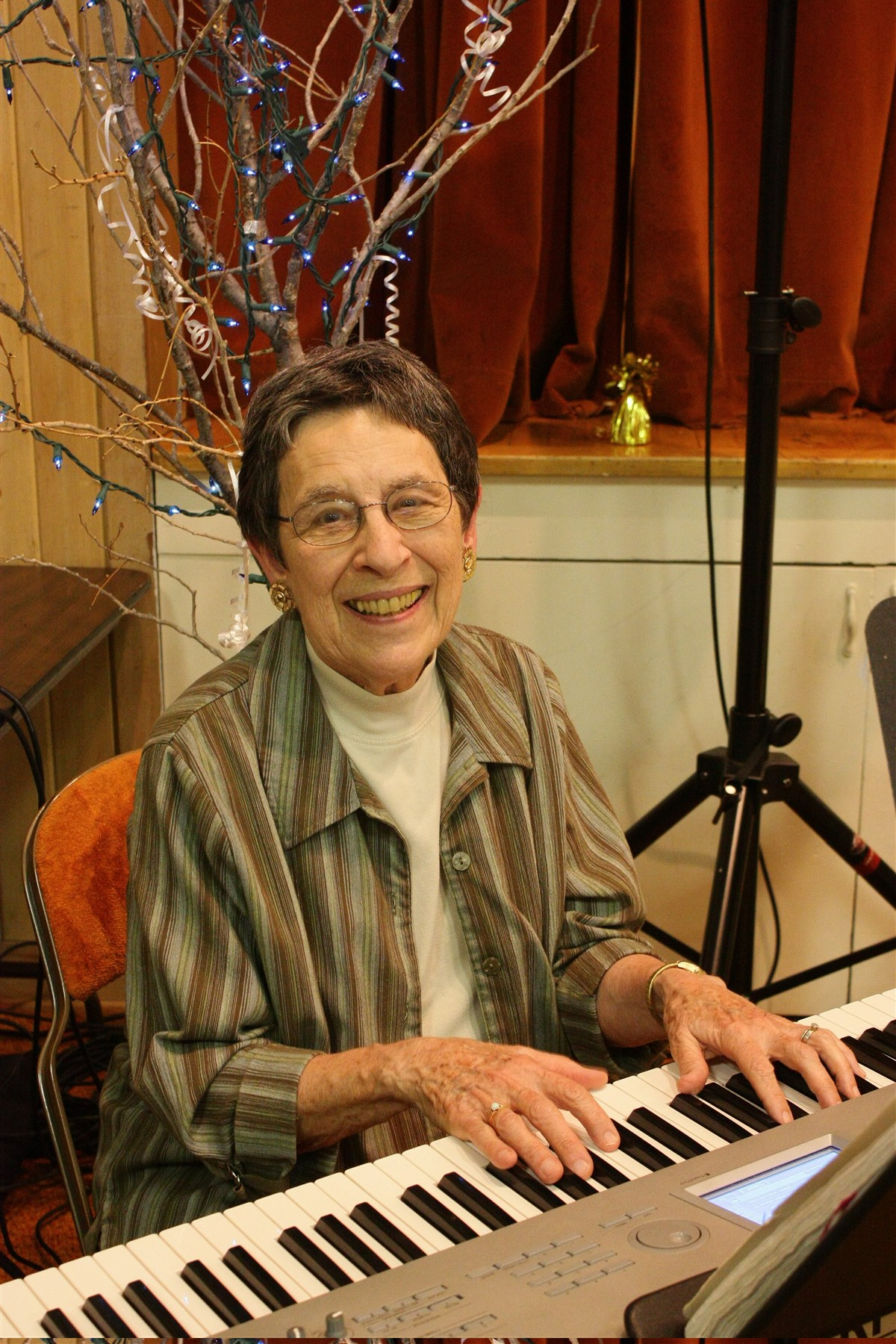 Priscilla Golden, Accompanist